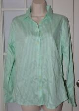 N W T Chico's 3/4 Sleeve Blouse Size 1
