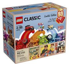 LEGO Classic Bricks on a Roll 10715 - 60th Anniversary Limited Edition - 442 pcs