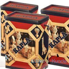 | 3 x KAPLA 200 Box = 600 Teile | Holzbaukasten Bausteine Kappla Holz Bauklötze