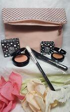 Ipsy Dirty Little Secret Lot Blush Kitty Pink, Eyeshadow Teaser, 2 Brushes & Bag