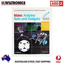 Arduino Bots and Gadgets Project Book PU4420