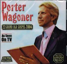 """PORTER WAGONER Brand New CD """"22 GRAND OLD GOSPEL 2004"""" - Country Gospel"""