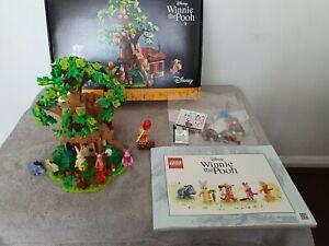 lego 21326 disney Winnie the Pooh with box