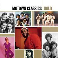 MOTOWN GOLD SAMPLER 2 CD JACKSON 5 UVM NEUWARE!!!!