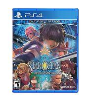 Star Ocean: Integrity and Faithlessness (Sony PlayStation 4, 2016) Brand New