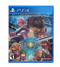 Star Ocean: Integrity and Faithlessness (Sony PlayStation 4, 2016) Brand New