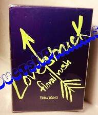 Vera Wang LOVESTRUCK FLORAL RUSH Eau de Parfum 1.0oz/30ml SEALED in RETAIL BOX