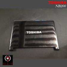 Plasturgie Coque Ecran/Plastics Display back cover Toshiba NB200
