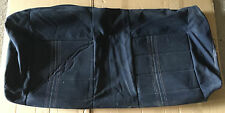 VW GOLF MK2 G60 EDITION ONE 1 INTERIOR REAR SEAT BACKREST CLOTH MATERIAL COVER