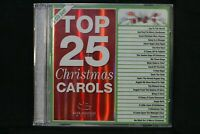 Top 25 Christmas Carols  - New Sealed CD (C1171)