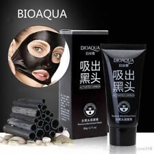 Bioaqua Black Mask Skin Care Face Facial Mask Oily Skin Acne Pimple Remover