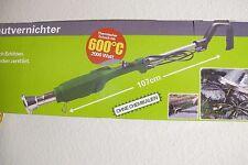 Elektro Unkrautvernichter+ Grillanzünder Unkrautverbrenner Unkrautstop Abflammer
