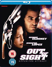 Out of Sight Blu-Ray (2016) George Clooney, Soderbergh (DIR) cert 15 ***NEW***