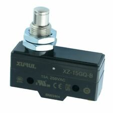 Push Button Z Series Microswitch SPDT 15A 250VAC