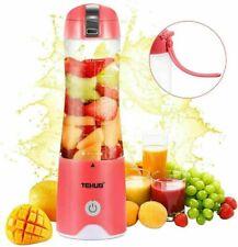 Portable Mini Blender,Fruit Mixer,Smoothies Blender Cordless recharchable