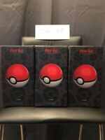 ⚡FREE SAME DAY SHIP⚡ Pokemon Poké Ball Die-Cast Replica Wand Company 🔥 Pokeball