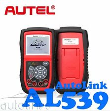 AUTEL AL539 OBD2 CAN Electrical Test Fault Diagnostic Scanner Code Reader Tool