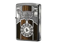 Zippo Antique Telephone SV / 1201S560 / RARE Model from Japan !