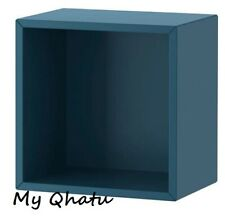 "IKEA Eket Cabinet Dark Blue 13 3/4 x 13 3/4"" x 13 3/4"" 903.345.89 New"