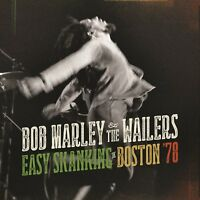 BOB & THE WAILERS MARLEY - EASY SKANKING IN BOSTON '78 2 VINYL LP NEW!