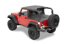 Jeep Wrangler JK 07-15 Pavement Ends Cargo Cover Black, In-stock AUS, FREE del