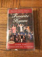 Gaither Gospel Favorite Hymns Cassette