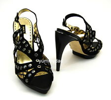 Mimco Shoes Moonlight High HEELS in Black