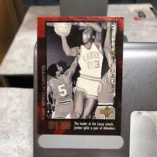 1999 Upper Deck The Early Years Michael Jordan #3, Bulls, HOF NM