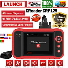 LAUNCH X431 Pro OBD2 Car Scanner Automotive Diagnostic Tool 4-System Oil EPB SAS