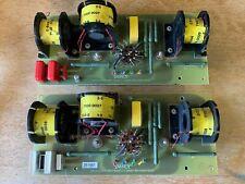 Pair TANNOY 25xx 31xx 38xx speaker crossovers, untouched (261561)
