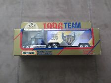 Baltimore Ravens 1996 Inaugural Season Matchbox Collectors Big Rig