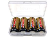 8-Pack Tenergy RCR123A 3.7 Volt 650mAh Li-ion Batteries (ARLO Certified)