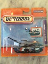 Matchbox Abrams M1A1 Tank Real Working Rigs Army Semi