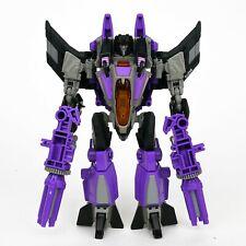Transformers Generations Fall of Cybertron Skywarp Deluxe Seeker Figure Complete