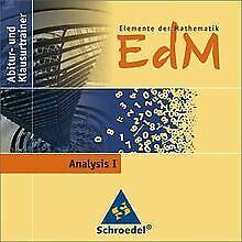 Elemente der Mathematik SII - Abitur- und Klaus... | Software | Zustand sehr gut