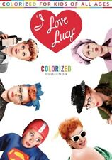I Love Lucy: Colorized Collection (DVD,2019)