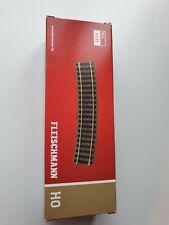 NEW 10x FLEISCHMANN 6131 PROFI TRACK CURVE RADIUS 3 18 DEGREE 483.5mm
