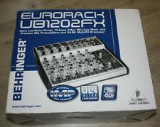 Eurorack UB1202FX Mischpult, ULN-Design, 36,4 x 13, 1x 31,2 cm