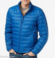 New Tommy Hilfiger Mens Down Quilted Lightweight Packable...