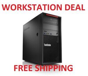 Lenovo ThinkStation P300 Workstation Tower Intel Xeon E3-1220 v3