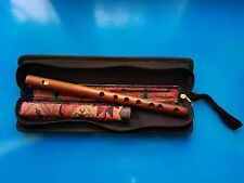 ARMENIAN SHVI (Flute) Professional from Apricot Wood with National Leather Case