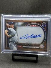 Andy Pettitte 2020 Topps Tribute Auto /25 - Yankees