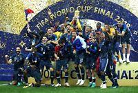 France - Coupe Du Monde Vainqueurs 2018 - A1/A2/A3/A4 Affiche / Tirage Photo