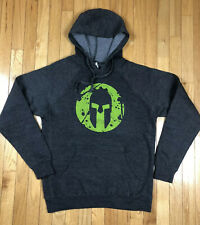 Spartan Beast Race Hoody Sweatshirt Finisher Shirt Crossfit Mens M Womens L