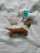 Bundle Of 3 Brooches