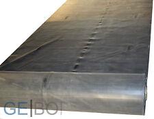 Teichfolie EPDM 1mm 5x6m Kautschuk Teich Folie Kautschukfolie 6 x 5 m epdm-Folie