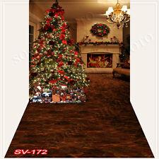 Christmas10'x20'Computer/Digital Vinyl Scenic Photo Backdrop Background SV172B88