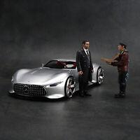 1/18 Resin Model HRN MODEL Mercedes Benz AMG Vision Gran Turismo Concept
