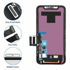 LCD Display Touch Screen Digitizer Assembly+Frame Replacement for iPhone11 AAA