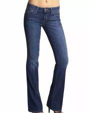 $174 NEW JOE'S Jeans 24 X 34 Flare Leg Womens 0 XS NWT Blue Denim Big BOOTY Fit